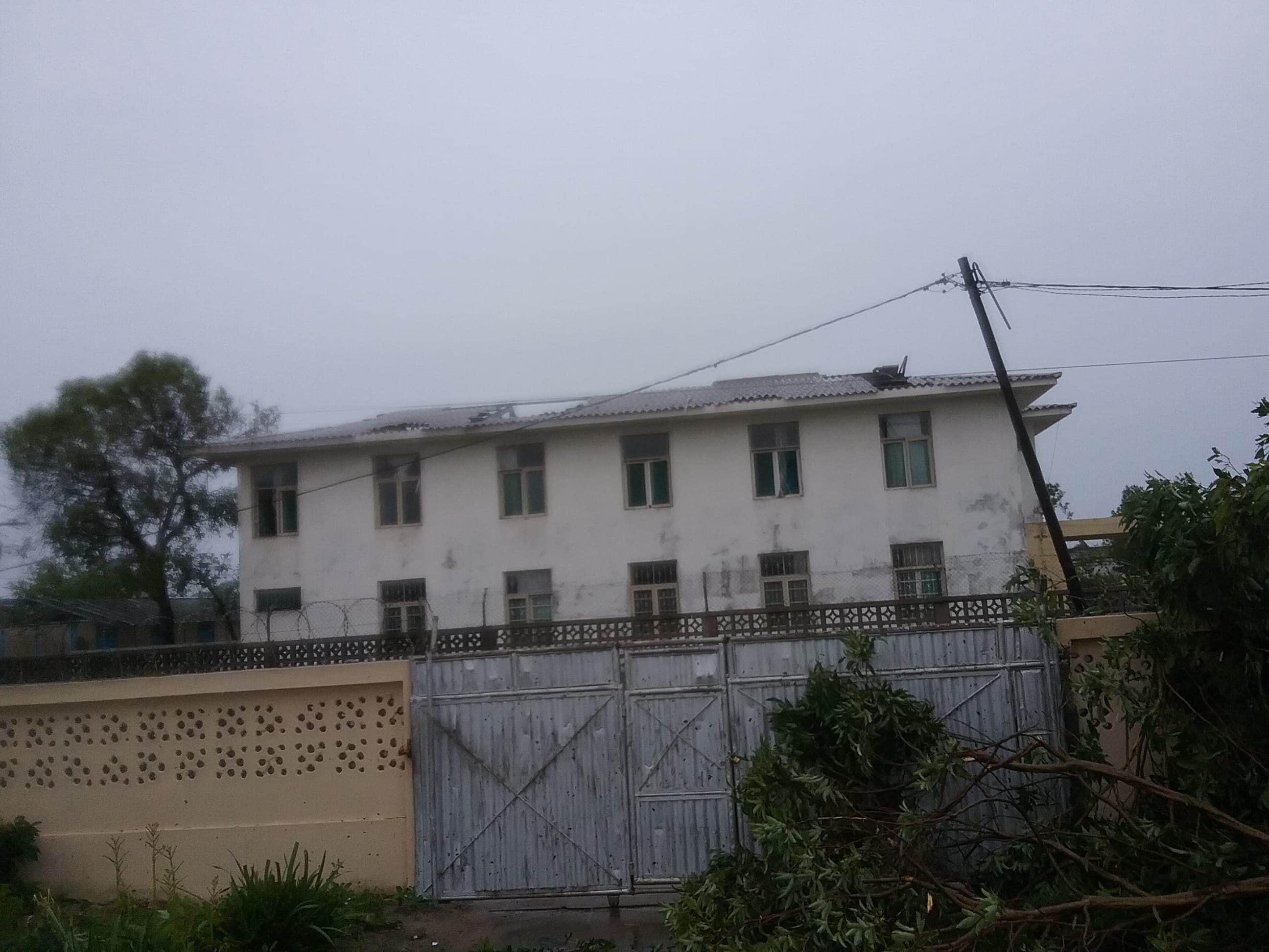 Antiga casa do noviciado