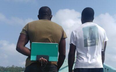 Pescadores em terra de missão