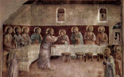A exposição do Santíssimo