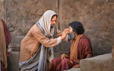 «Jesus, Filho de David, tem piedade de mim».