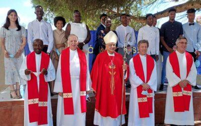 Crismas encerram ano pastoral na Paróquia de S. Francisco Xavier de Caparica