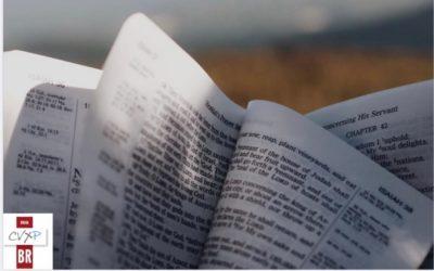 A Bíblia na Igreja – XVC Janeiro