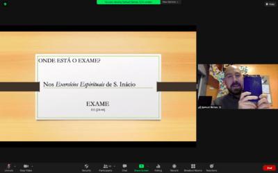 Ciclo CVX Iniciação – O Exame Inaciano