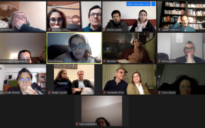 Reuniões Baralhadas: Koinonia e Os Netos
