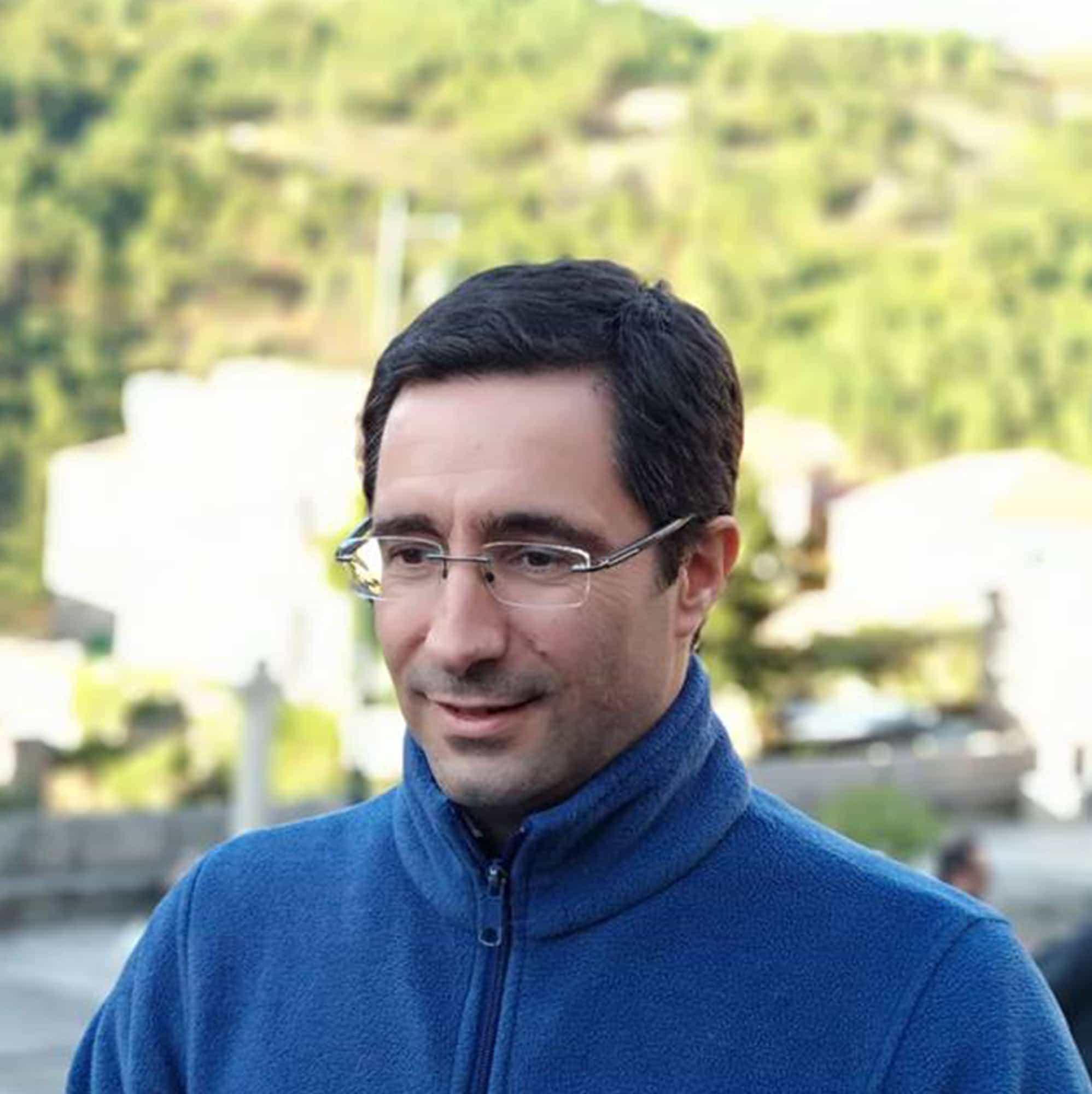 P. Bruno Nobre, sj