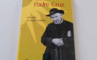 Novo livro sobre o Padre Cruz